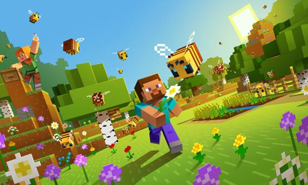 minecraft-buzzybees