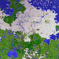 Mapa Landacraft 200x200